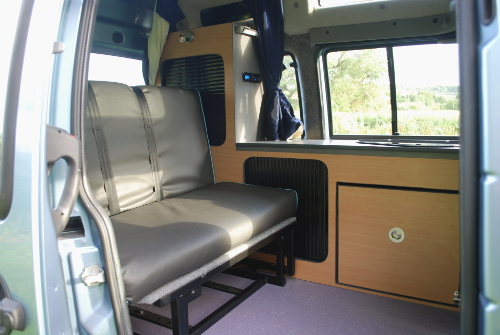 scottish campervan hire