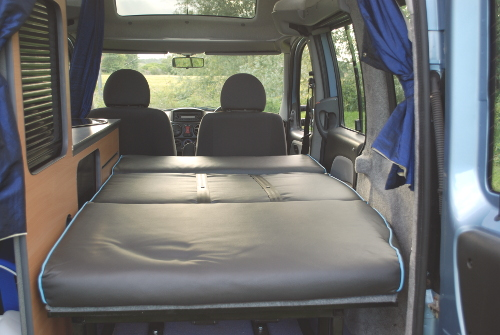 Small campervan hire
