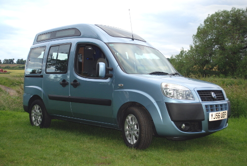 small camper hire